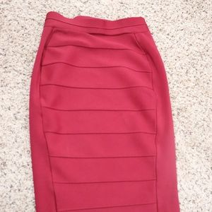 Dresses & Skirts - bodycon pencil skirt